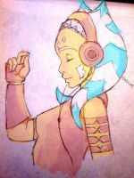 Coming through your Headphones by CW--Ahsoka-Tano