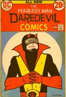 DC's Daredevil by Hartter