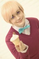 2P Hetalia: Cupcake by Time-Pirate