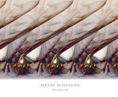 August Intentions by 2BORN02B