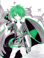 Mikuo- Love is War by Ao4life