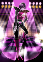 Mettaton UNDERTALE by X1yummy1X