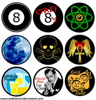 Button Designs 1 by Midniteoil-Burning