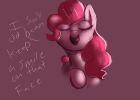 pinkie's word of advice by imsokyo