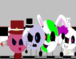Five Nights At Pearly's by TiffanySalazar