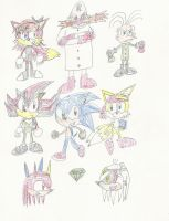 CE: Sonic Hedgehogcoot by mastergamer20