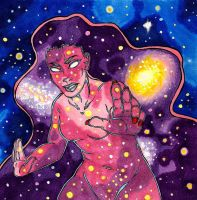 Woman of the Stars by The-Butterses