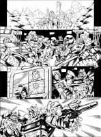 Transformers Japanese Comic 2 by GuidoGuidi