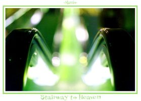 Stairway to Heaven by Marcio