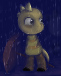 You forgot to take an umbrella... again by W-Violett-D