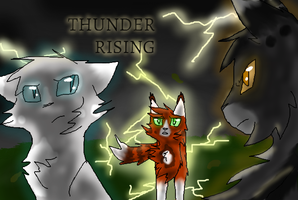 Dawn of the Clans.:ThUNdeR RisINg:. by owls1999