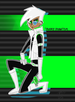DP: Danny Phantom by loveHinaSasu
