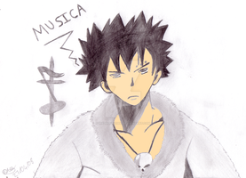 Rave Master: Musica PS EDIT by madhouse1991
