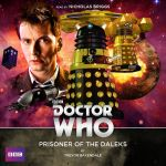 Prisoner of the Daleks audiobook cover by Hisi79