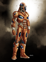 Armor commisssion... by Ihlecreations
