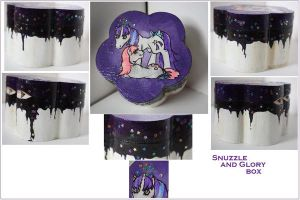 Snuzzle and Glory Box by CaptainDunkenstein