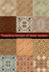Seamless texture flooring by Lyotta