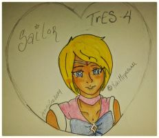 Stage On Sailor TrES-4 .:AT:. by SailorSun18