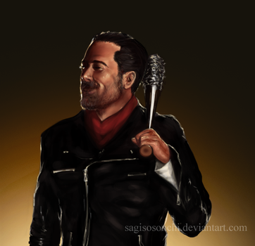 Negan by SagisoSonchi