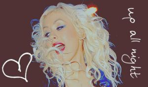 Christina Aguilera blend 19 by sexylove555