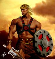 He-Man Dawn of Eternia by planetbryan