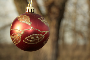 Christmas Ornament 02 by pitrih-stock