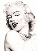 Marilyn Monroe by Syntheta-NZ