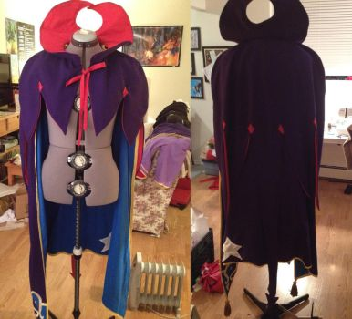 Roswaal cosplay commission (cape) by WhimsicalSquidCo