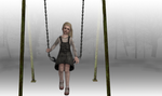 Laura from Silent Hill 2 by HenryTaunsend
