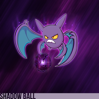 Shadow Ball by WolfLinx