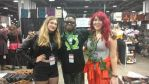 Black Canary, Green Lantern, and Poison Ivy by Leck-Zilla