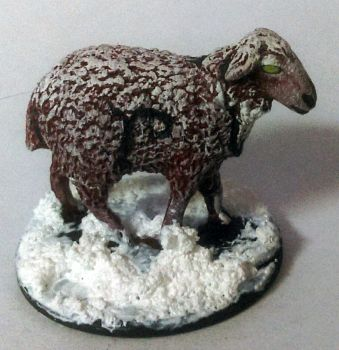Fenton:  Death Sheep from Hell by Spielorjh