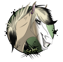 Se7en Badge by Fargonon