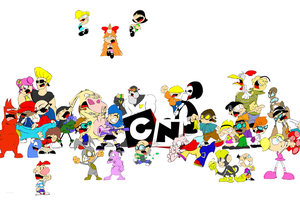 Cartoon Network by YdocNameloc
