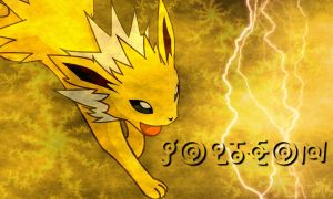 Jolteon Desktop Wallpaper #2 by TrainerMatt