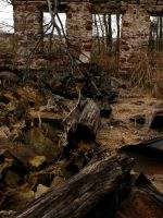 Dilapidated 2 by PeaceFrogArt