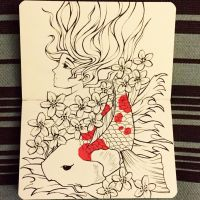 Day 53: To be Koi by studionotebook