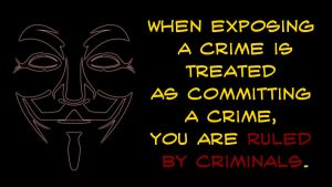 Ruled by criminals by uki--uki
