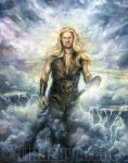 Thor by LinzArcher