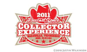 2011 Collector Experience logo by AiDub