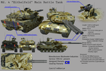 Pamerian Main Battle Tank: 'Eithelfeld' by EumenesOfCardia