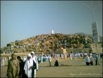 Jabal Rahmah, Mount Arafat by ilyani