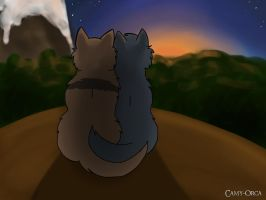 Close to you by Camy-Orca