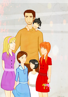 Request: Family by Mariana-S
