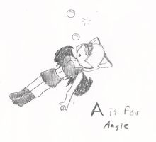 A is for Angie... by Wolfblade-Numbs