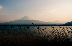 Mt. Fuji by Arcius-Azrael