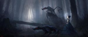 Hunter's Instincts by artificialdesign