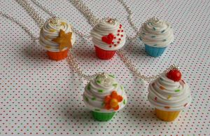 Cupckes 5 days a week by PORGEcreations