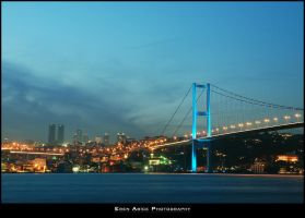 beauty of istanbul by erenabice