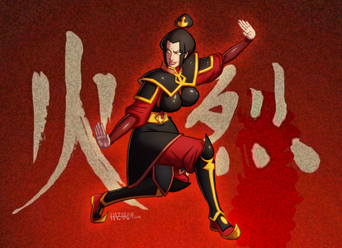Azula Doodle by firstedition
